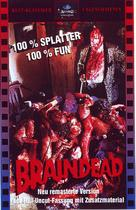 Braindead - Norwegian Movie Cover (xs thumbnail)