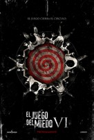 Saw VI - Argentinian Movie Poster (xs thumbnail)
