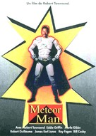 The Meteor Man - French VHS cover (xs thumbnail)