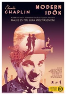 Modern Times - Hungarian Movie Poster (xs thumbnail)