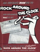 Rock Around the Clock - British Movie Poster (xs thumbnail)