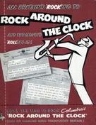 Rock Around the Clock - British Movie Poster (xs thumbnail)