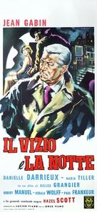 Désordre et la nuit, Le - Italian Movie Poster (xs thumbnail)