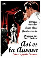 Cela s'appelle l'aurore - Spanish Movie Cover (xs thumbnail)