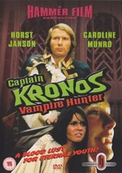 Captain Kronos - Vampire Hunter - British DVD cover (xs thumbnail)
