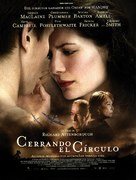 Closing the Ring - Spanish poster (xs thumbnail)