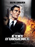 The Peacekeeper - French Movie Cover (xs thumbnail)