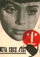 Ewa chce spac - Czech Movie Poster (xs thumbnail)