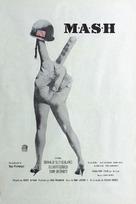 MASH - Spanish Movie Poster (xs thumbnail)