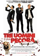 A Few Best Men - Italian Movie Poster (xs thumbnail)