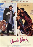 Uncle Buck - Movie Poster (xs thumbnail)