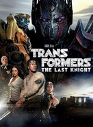 Transformers: The Last Knight - Movie Cover (xs thumbnail)