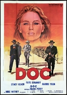 'Doc' - Italian Movie Poster (xs thumbnail)