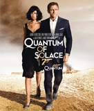 Quantum of Solace - Canadian Blu-Ray movie cover (xs thumbnail)