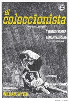 The Collector - Spanish Movie Poster (xs thumbnail)