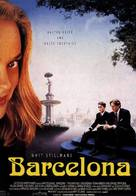 Barcelona - German Movie Poster (xs thumbnail)