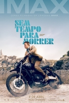 No Time to Die - Brazilian Movie Poster (xs thumbnail)