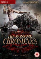 Tiktik: The Aswang Chronicles - British DVD cover (xs thumbnail)