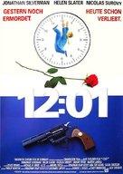 12:01 - German Movie Poster (xs thumbnail)