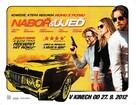 Hit and Run - Czech Movie Poster (xs thumbnail)