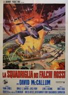 Mosquito Squadron - Italian Movie Poster (xs thumbnail)