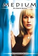 """Medium"" - German DVD movie cover (xs thumbnail)"