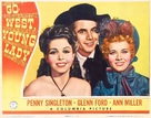 Go West, Young Lady - poster (xs thumbnail)