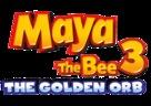 Maya the Bee 3: The Golden Orb - International Logo (xs thumbnail)