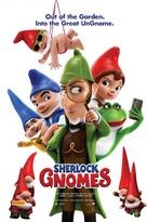 Sherlock Gnomes - Australian Movie Poster (xs thumbnail)