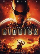 The Chronicles Of Riddick - DVD cover (xs thumbnail)