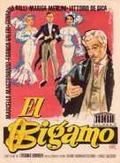 Bigamo, Il - Spanish Movie Poster (xs thumbnail)