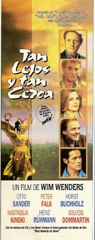 In weiter Ferne, so nah! - Argentinian Movie Poster (xs thumbnail)