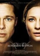 The Curious Case of Benjamin Button - German Movie Poster (xs thumbnail)