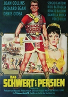 Esther and the King - German Movie Poster (xs thumbnail)