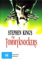 """The Tommyknockers"" - Australian DVD movie cover (xs thumbnail)"