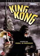 King Kong - Danish Movie Cover (xs thumbnail)