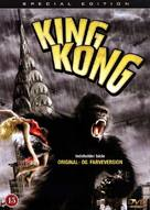 King Kong - Danish Movie Cover (xs thumbnail)