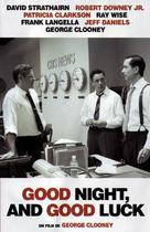Good Night, and Good Luck. - French DVD movie cover (xs thumbnail)