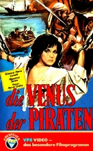 La Venere dei pirati - German Movie Cover (xs thumbnail)