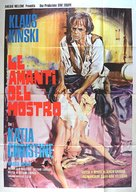 Amanti del mostro, Le - Italian Movie Poster (xs thumbnail)