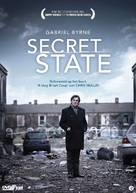 Secret State - Dutch DVD movie cover (xs thumbnail)