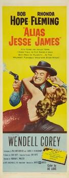 Alias Jesse James - Movie Poster (xs thumbnail)