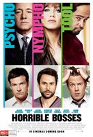 Horrible Bosses - Australian Movie Poster (xs thumbnail)