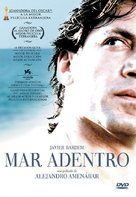 Mar adentro - Spanish DVD movie cover (xs thumbnail)