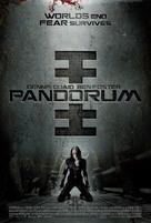 Pandorum - German Movie Poster (xs thumbnail)