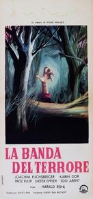 Die Bande des Schreckens - Italian Movie Poster (xs thumbnail)