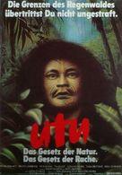 Utu - German Movie Poster (xs thumbnail)
