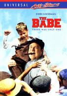 The Babe - DVD cover (xs thumbnail)