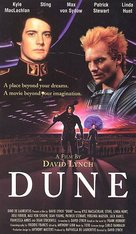 Dune - VHS movie cover (xs thumbnail)