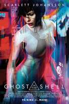 Ghost in the Shell - Norwegian Movie Poster (xs thumbnail)